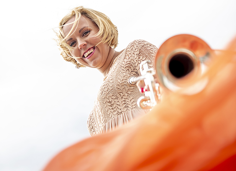 Tine Thing Helseth trumpet interview